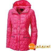 Wildland 荒野 0A12101-09桃紅色 女 700FP輕量羽絨外套