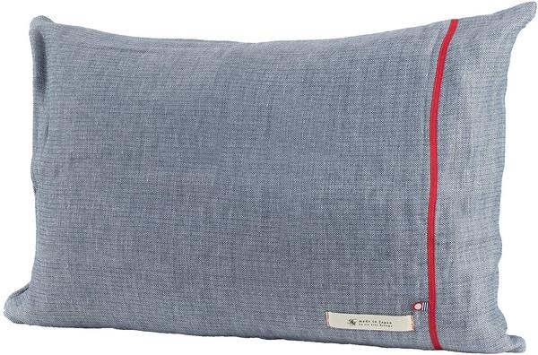【日本代購】Bloom 今治毛巾 認證 VIREA 枕套 5層紗布 棉100% 柔軟 紗布面料 日本製 藏青色