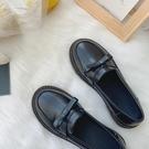 小皮鞋女學生韓版一腳蹬百搭復古英倫風jk制服鞋洛麗塔日系樂福鞋寶貝計畫 上新