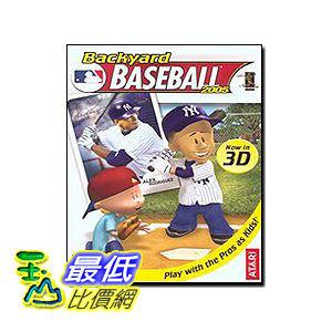 [美國直購 ShopUSA] Backyard Baseball (Jewel Case)  $759