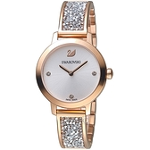 SWAROVSKI施華洛世奇 COSMIC ROCK閃耀時尚腕錶 5376092