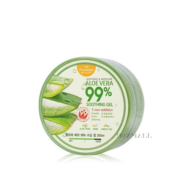 Beloved & Co. 蘆薈99%超補水修護保濕凝膠 300ml (新版)