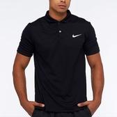 NIKE服飾系列-NKCT DRY POLO TEAM 男款黑色POLO衫-NO.939138010