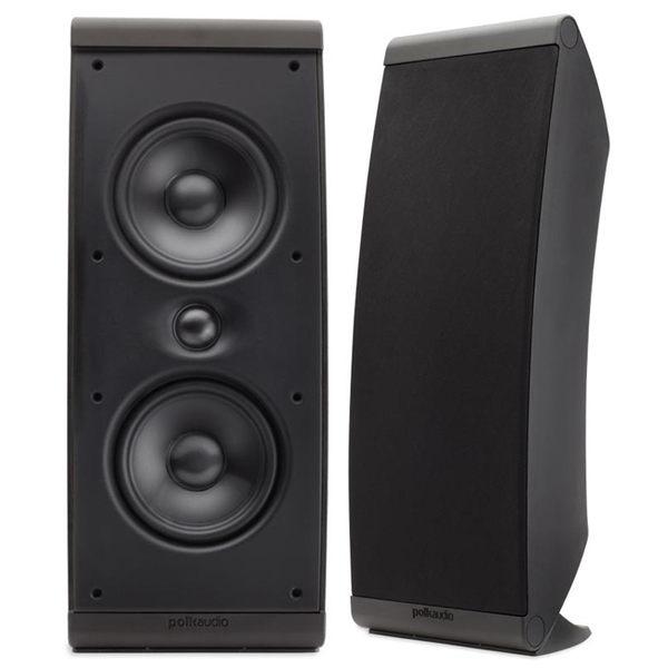 美國 Polk Audio OWM5 環繞喇叭 / 壁掛喇叭 (黑色/白色) 一對