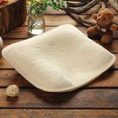 嬰兒定型枕寶寶枕頭新生兒糾正偏頭防偏頭U型矯正蕎麥枕0-1歲    琉璃美衣