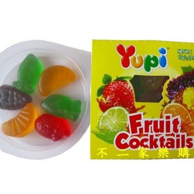 呦皮Yupi 水果吧軟糖(15gx24個)--1盒【合迷雅好物超級商城】