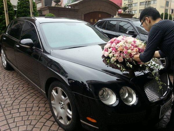 結婚禮車【賓利】新娘禮車劵
