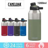 美國CamelBak CHUTE® MAG 1200ml 戶外運動保冰/溫水瓶 水壺 保溫杯 保冰杯