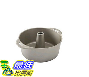 [105美國直購] 蛋糕盤 Nordic Ware 52537 Platinum Collection Pound Cake Pan