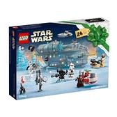 75307【LEGO 樂高積木】Star Wars 星際大戰系列 - 聖誕倒數日曆 2021