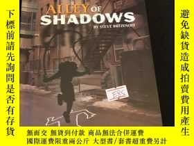 二手書博民逛書店Alley罕見of shadowY302880 Steve brezenofg Stone arch book