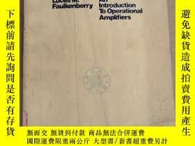 二手書博民逛書店an罕見introduction to operational amplifiers(P2545)Y17341
