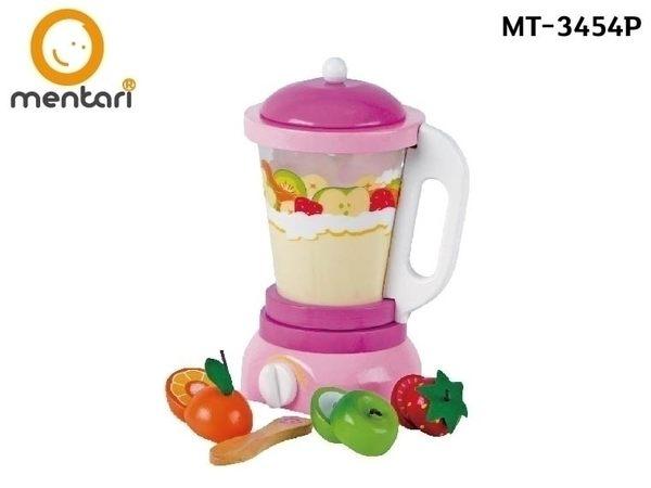 Mentari 甜蜜活力果汁機(小組) 木製水果切切樂