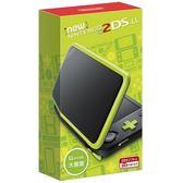 【軟體世界】任天堂 Nintendo New 2DS LL 黑綠主機 附贈變壓器+螢幕保護貼