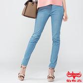 BOBSON 女款高腰膠原蛋白美肌褲(8081-58)