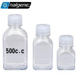 丹大戶外【Nalgene】透明方形儲存罐500ml 液體儲存罐/透明罐/多用途罐/廚房/露營 2015-0500