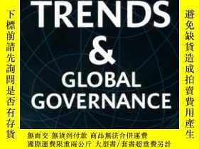 二手書博民逛書店Global罕見Trends And Global GovernanceY256260 Kennedy, Pa