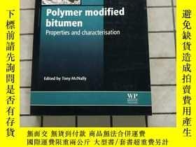 二手書博民逛書店Polymer罕見Modified Bitumen: Properties and Charac 進口原版 Y