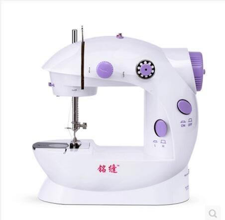 現貨-家用縫紉機 電動多功能縫紉機家用迷妳贈擴展台 黛尼時尚精品