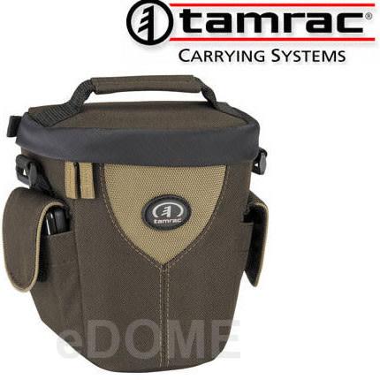TAMRAC 達拉克 3325 棕色 槍型相機包 (6期0利率 免運 國祥貿易公司貨) AERO ZOOM 25 三角背包