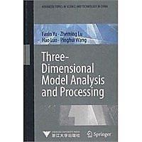 簡體書-十日到貨 R3YY【Three-dimensional Model Analysis and Processing 三維...