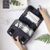 ins網紅新款大容量化妝包 便攜簡約韓國出差旅行洗漱包