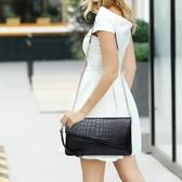 手拿包 真皮手拿包女2020新款大容量手抓包斜挎包時尚手包女士軟皮小包包 交換禮物