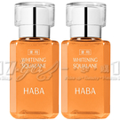 【VT薇拉寶盒】HABA 無添加主義 美白C角鯊精純液(30ml)*2