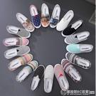 老北京布鞋女2020新款夏季小白鞋休閒平...