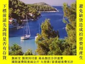 二手書博民逛書店Croatie罕見& Monténégro 克羅地亞和黑山風光,人文攝影集Y187632 Place des
