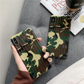 ~SZ24 ~迷彩曲面行李箱全包軟殼iphone XS MAX 手機殼iphone 6s 7 8 plus 手機殼iphone XS 手機保護殼XR