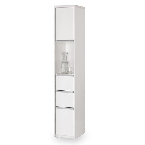 餐櫃【時尚屋】[C7]卡洛琳1尺三抽餐櫃C7-936-2免組裝/免運費/餐櫃
