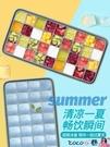 熱賣製冰盒 冰塊模具家用帶蓋食品級硅膠冰格速凍器自制凍冰塊創意制冰盒神器 coco