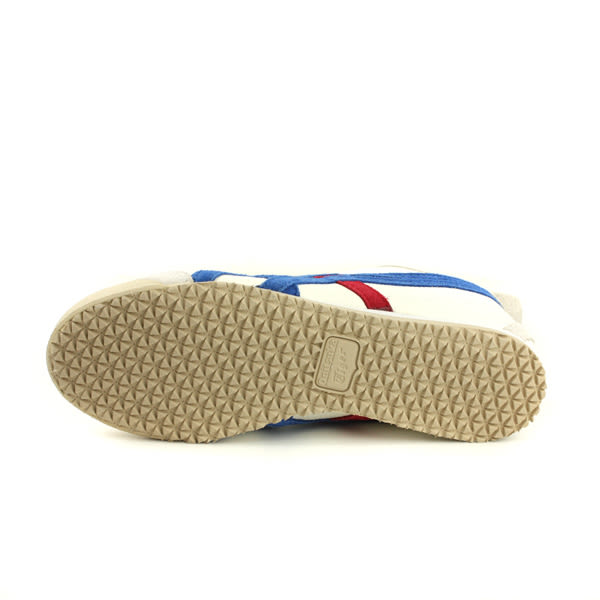Onitsuka Tiger MEXICO 66 VIN 運動鞋 白/藍條紋 男鞋 TH2J4L-0142 no282