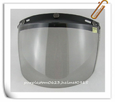 安全帽鏡片,強化大PC,三扣專用