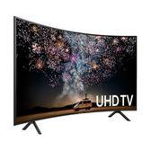 ★限量送14吋DC電扇 三星 SAMSUNG 55吋 4K UHD連網黃金曲面液晶電視 UA55RU7300WXZW / 55RU7300