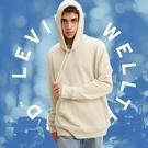 Levis Wellthread環境友善系列 男款 口袋帽T / 棉麻混紡工法 / 低加工保留布料原始質感