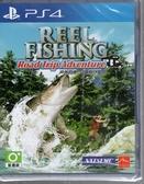 【玩樂小熊】現貨 PS4遊戲 戶外釣魚 公路旅行冒險 eel Fishing: Road Trip Ad中文版