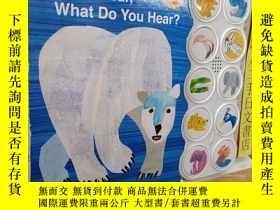 二手書博民逛書店Polar罕見Bear ,Pliar Bear,What Do