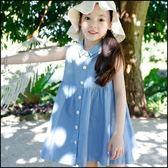 現貨+快速★童裝 女童洋裝連身裙★ifairies【49483】