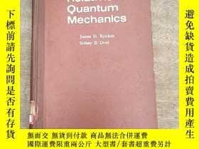 二手書博民逛書店relativistic罕見quantum mechanics(