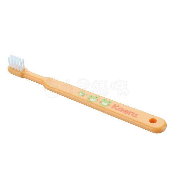 哈皮蛙清潔乳牙刷  6-18M【六甲媽咪】