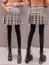 孕婦半身裙秋冬款裙子短裙秋季可調節百褶裙潮媽冬季加絨加厚冬裝 潮流前線