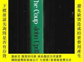 二手書博民逛書店the罕見Coup by John Updike (1978,