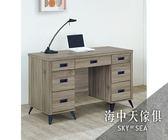 {{ 海中天休閒傢俱廣場 }} F-37  摩登時尚 書房系列 941-42  666型4.2尺書桌