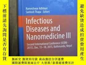 二手書博民逛書店lnfectious罕見diseases and nanomedicineY10980 lnfectious