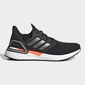 Adidas ULTRABOOST 20 女鞋 慢跑 BOOST 避震 編織 透氣 黑【運動世界】 FZ0174