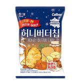 韓國 海太 Calbee焦糖杏仁洋芋片(60g)【小三美日】進口零食/團購