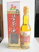 源順~優級100%苦茶油450ml/罐