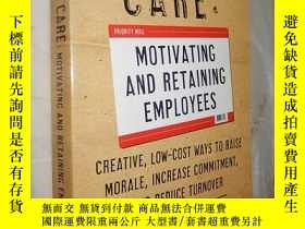 二手書博民逛書店Handle罕見With CARE: Motivating an